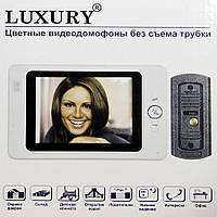 Видеодомофон Luxury V-835