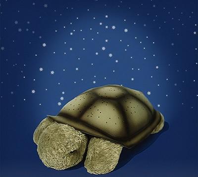 """Ночник """"Звездная черепаха"""""""