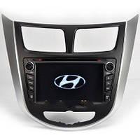 Штатная магнитола WINCA S100 для Hyundai Verna, Accent, i25, Solaris ,