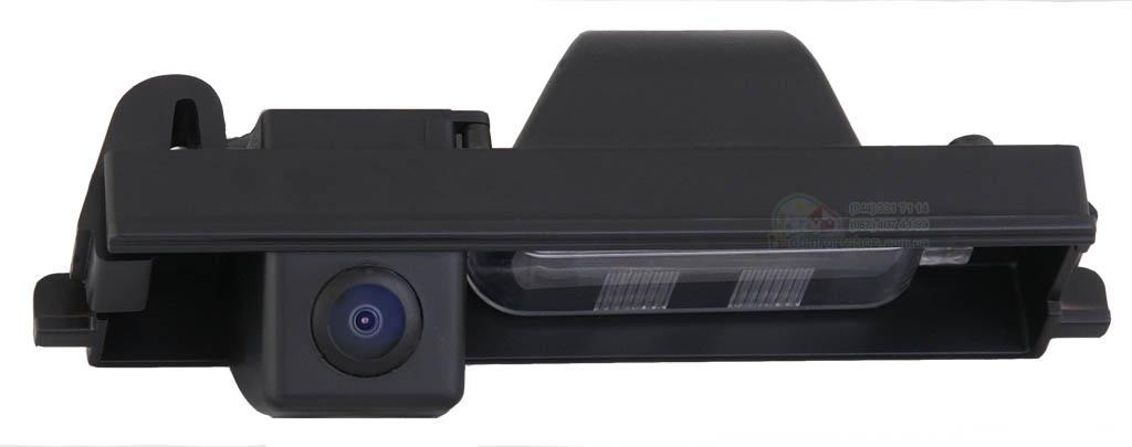 Штатная камера заднего вида RS RVC-011 для Toyota RAV4, Chery Tiggo, Chery A3