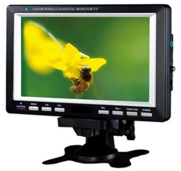 A&V DA-700 автомобильный телевизор без юсб