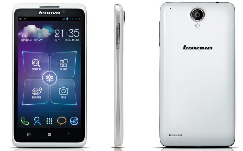 Lenovo S890 – стильно, мощно, современно.