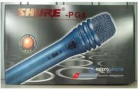 Микрофон DM PG4, ручной проводной микрофон