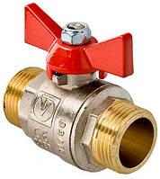 "Кран шаровой VALTEC BASE VT.219.N  НР-НР от 1/2"" до 1"""