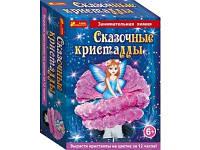 """Набор для опытов """"Цветочная фея в кристаллах"""" 0253 Ranok Creative 12138022Р"""