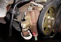 Насос гидроусилителя руля ( ГУР шкив 4 ручейка, d 130)Renault Kangoo 1.2 16V1997-200726081335, 4405479, 77