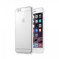 Силиконовый чехол для iPhone 6 Прозрачный