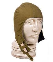 Шлем парашютиста брезентовый