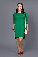 Отличное женское платье с карманами по бокам
