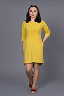 Молодежное платье нобычного дизайна
