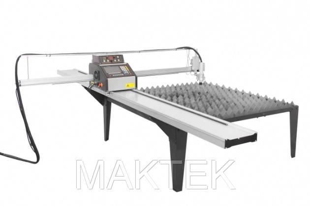 Мобильный станок плазменной резки MAKTEK CNC 1500 x 3000