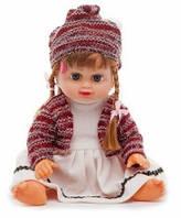 Кукла Алина маленькая в рюкзачке