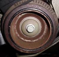 Шкив коленвала демпферный 4+3 ручейковRenault Kangoo 1.2 16V1997-20078200029592