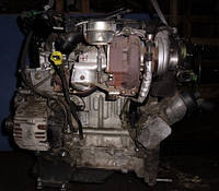 Двигатель 8HY (DV4TED4) 66кВт без навесногоSuzukiLiana 1.4 DDiS2001-2008