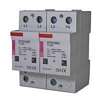 Ограничитель перенапряжения ETITEC WENT TNC-S 25kA 1F, 2p, ETI, 2441920
