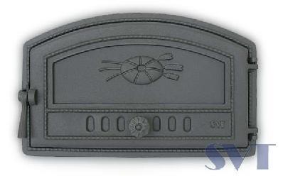 Дверца для хлебной печи SVT 422 - Сауны и Камины на Дегтярёвской 58 в Киеве