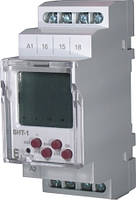 Программируемое цифровое реле SHT-3 UNI  12-240 AC/DC (1x16A_AC1), ETI, 2470056