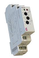 Реле контроля напряжения и послед. фаз HRN-54N  3x400/230AC (3F, 1x8A_AC1) с нейтралью, ETI, 2471412