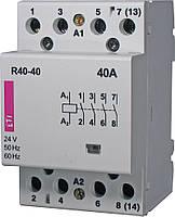 Контактор модульный R 40-40 230V, ETI, 2463410