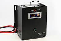 Бесперебойник LogicPower LPY-W-PSW-500VA+ - ИБП (12В, 350Вт) - инвертор с чистой синусоидой, фото 2