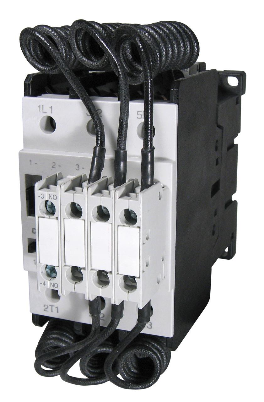 Контактор CEM 32CN (30kvar_440V/25кВар_380V), ETI, 4646130