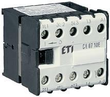 Контактор CE 07.10 230V AC, ETI, 4641023