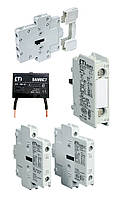 Блок-контакт BCXMLE 11 (1NO+1NC) (боковой), ETI, 4644511