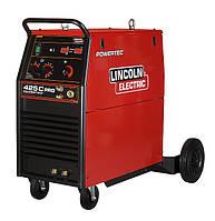 Powertec 425C PRO сварочный полуавтомат LINCOLN ELECTRIC