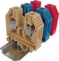 Клемма винтовая-нейтральная VS 16 PA N  (16 mm2_синяя), ETI, 3901130
