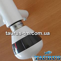 """Электрический ТЭН TERMA REG3 white для полотенцесушителя, с регулировкой 45C и 60C + индикация; Польша 1/2"""""""