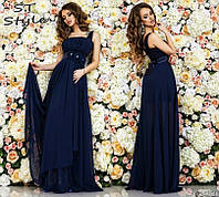 """Нарядное длинное платье """"Версаль"""""""