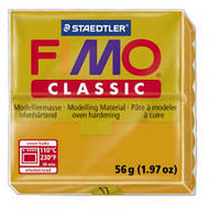Полимерная глина Fimo Classic 17 песок 56г