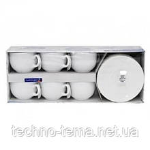 Набор чайный 220 мл 12 пр Diwali Luminarc D8222