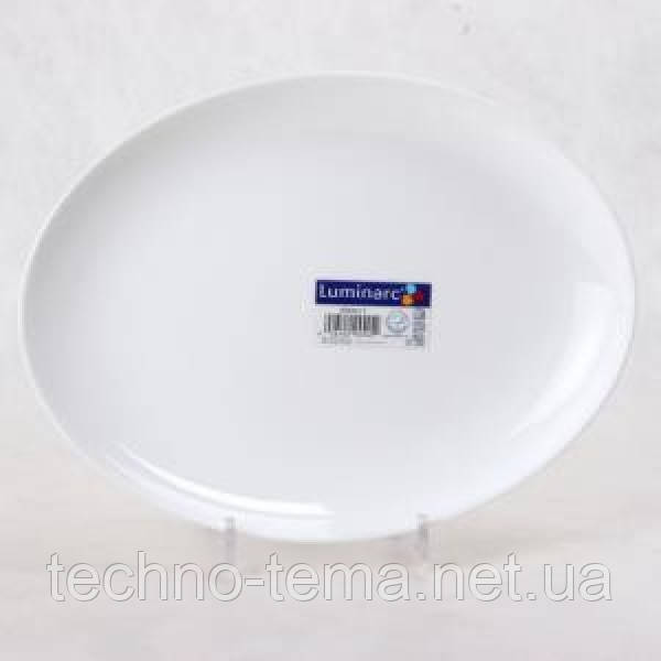 Блюдо овальное 33 см Diwali Luminarc D7481