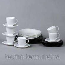 Carine Black столовый сервиз Luminarc D2382