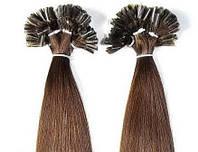 Волосы натуральные Для наращивания на капсуле 55 см Русые НАРАЩИВАНИЕ ВОЛОС