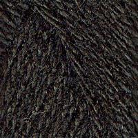Троицкая Бамбуковая 50г/130м 0140 черная