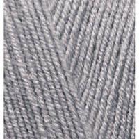 Ализе Ланаголд Классик 100г/240м 200 светло-серый