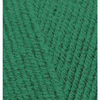 Ализе Ланаголд Классик 100г/240м 118 темно-зеленый