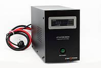 Бесперебойник LogicPower LPY-B-PSW-500VA+ - ИБП (12В, 350Вт) - инвертор с чистой синусоидой, фото 2