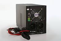 Бесперебойник LogicPower LPM-PSW-500VA - ИБП (12В, 350Вт) - инвертор с чистой синусоидой, фото 3
