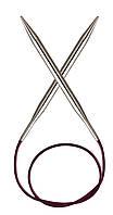 10362 КнитПро кругові Спиці метал d2,25мм 100см