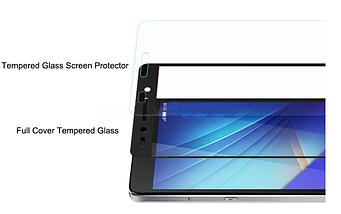 Защитное стекло Mocolo 2.5D 9H на весь экран для Asus ZenFone 3 Max ZC520TL 5.2 черный, фото 3
