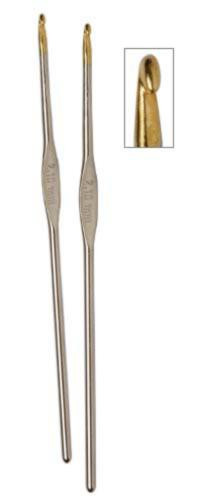 30764 КнитПро Крючок стальной без ручки d1,25мм