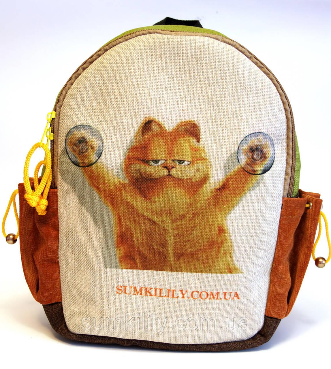 Детские рюкзаки с гарфилдом таргус рюкзак купить