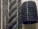 Каболка смоляная диаметром от 8 до 50 мм