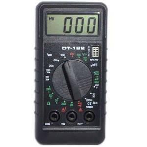 Мультиметр тестер DT182