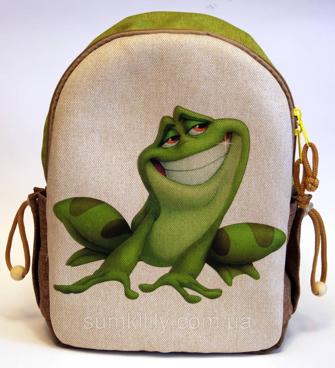 Детский рюкзак Царевна Лягушка