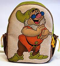 Дитячий рюкзак Білосніжка і сім гномів
