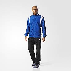 Спортивний чоловічий костюм Adidas 3-Stripes Basic Track Suit, фото 3